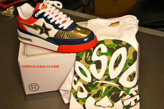 So So Def x Bape Roadsta Champions