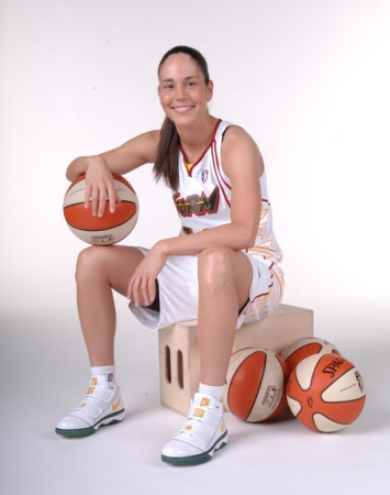 Nike Zoom Soldier 3 Sue Bird Player Exclusive (PE)
