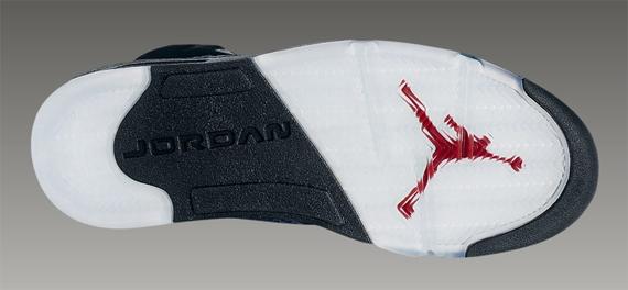 """Toro Bravo"" Air Jordan 5 (V) - Black | Available in Europe"