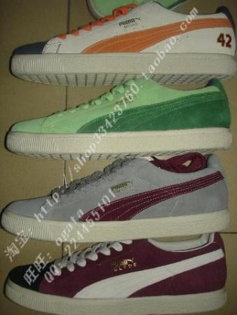 Puma Clyde Sneakerhead Tribute Pack