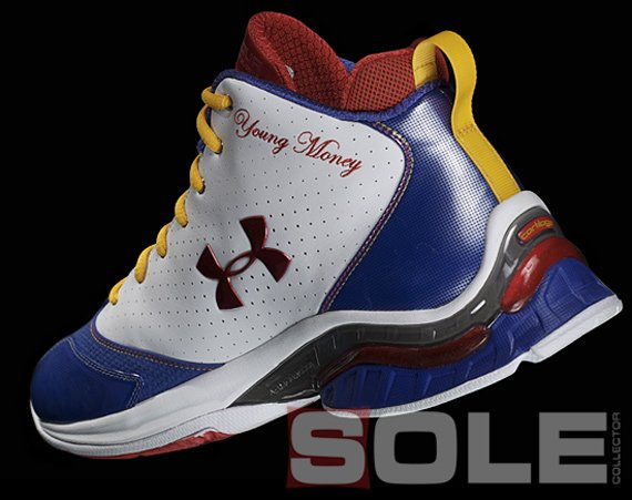 """Under Armour Brandon Jennings """"Young Money"""" Player Exclusive"""