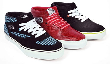 Vans Half Cab - Huf, DQM, Kicks Hawaii