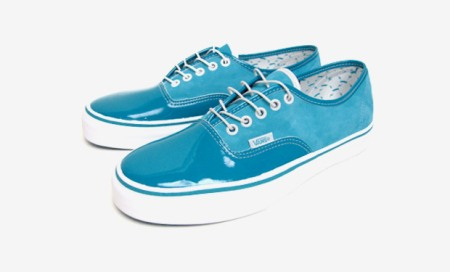 "Vans Vault Authentic LX Goatskin ""Capri Breeze"""