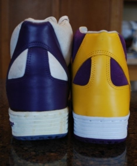 Too Sweet: Converse Weapon '86 v. Original Comparison