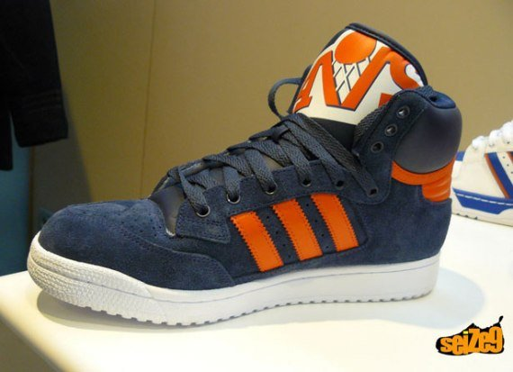 adidas Centennial NBA Series - Fall 2009