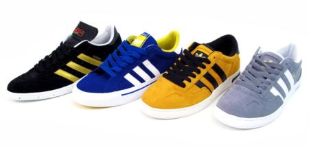 adidas Skateboarding - Summer 2009 Collection