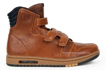 Air Jordan L'Style - Ginger / Dark Cinder