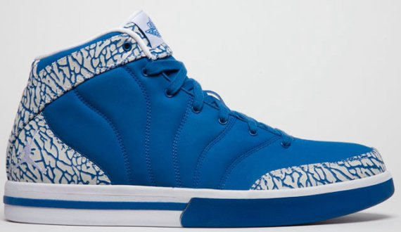 Air Jordan Pro Classic - Blue / Cement - White