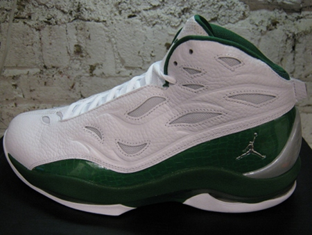 ray allen jordans. This pair is a Ray Allen