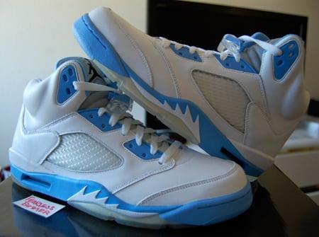 49d90c7012 Air Jordan V (5) Motorsports Sample | SneakerFiles