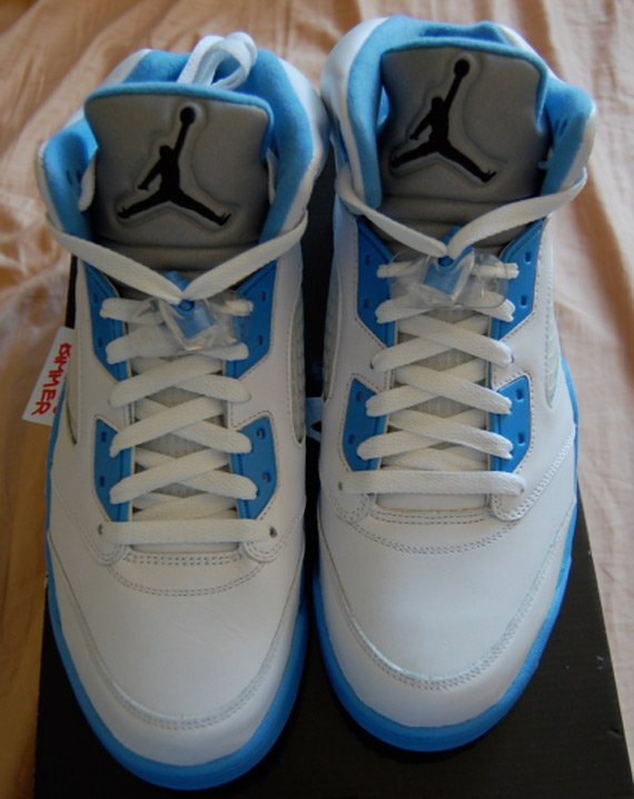 Air Jordan V (5) Motorsports Sample