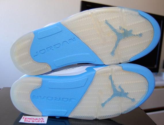 Air Jordan V (5) Motorsports Sample