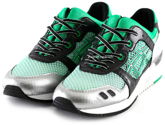 Asics Runovation Pack - Closer Look
