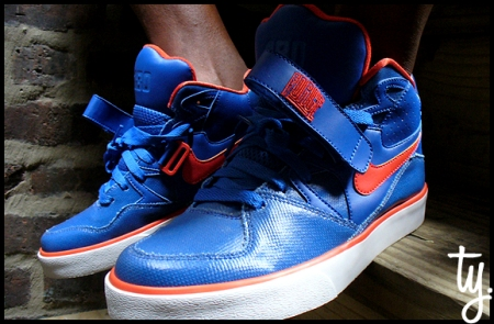 Nike Auto Force 180 NYC Edt. - Holiday 2009
