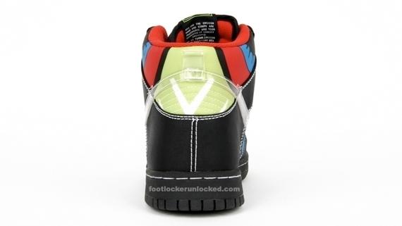 Cassette Playa x Nike Dunk High Premium