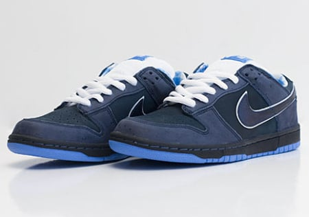 hot sale online c68bb 53e97 Concepts x Nike SB Blue Lobster Dunk - Release Information