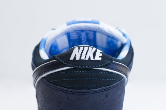Concepts x Nike SB Blue Lobster Dunk - Release Information