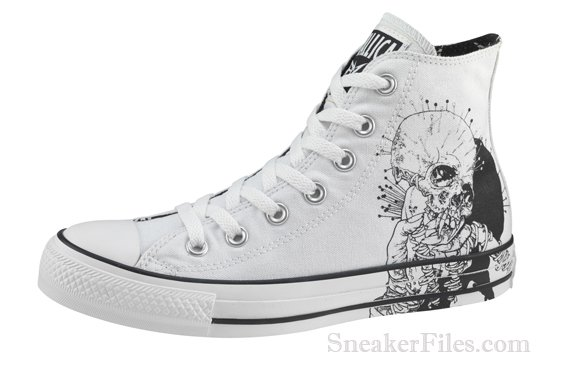 Converse Music Collaboration Fall 2009 - AC/DC & Metallica