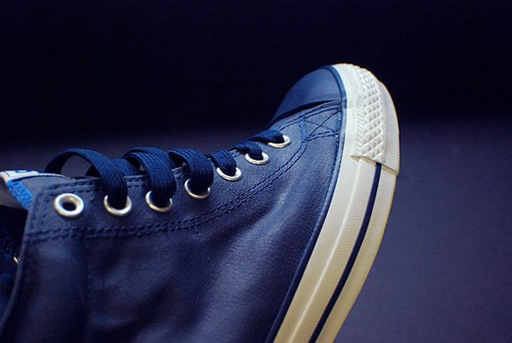 Converse Chuck Taylor Skate Mid - Navy Blue