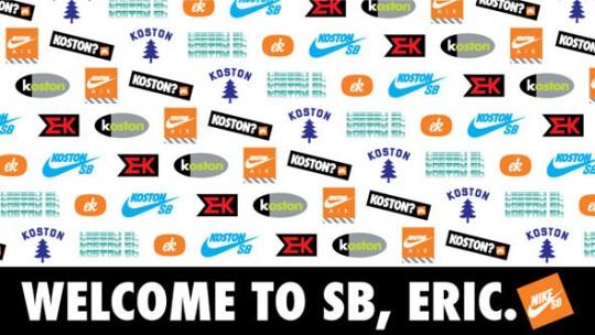 Eric Koston Joins the Nike SB Team