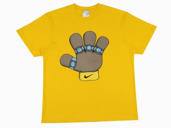 Nike Puppets 4 Rings and Carpe Diem T-Shirts Giveaway