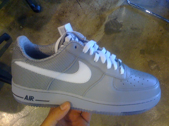 Futura x Nike Air Force 1 - Spring 2010