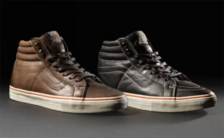 Jason Jessee x Vans Syndicate Sk8 High