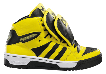 jueves Preocupado Enemistarse  Jeremy Scott x adidas Originals - 3 Tongue Altitude | SneakerFiles