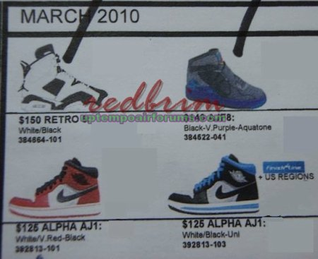 Jordan Brand 2010 Preview  2fd5feddf