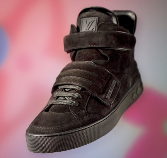 Kanye West x Louis Vuitton Footwear Preview