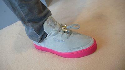 de5fad84fb718 Kanye West x Louis Vuitton Women s Sneaker