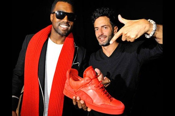 Louis Vuitton and Kanye West Photoshoot