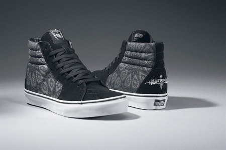 Mastodon x Vans Collection - Summer 2009