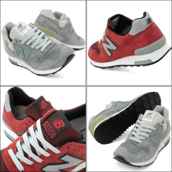 New Balance 1400 - Suede Pack