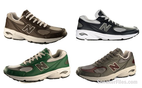 New Balance 498 Collection - Fall 2009