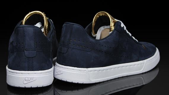 Nike Air Elan Premium - Obsidian / White