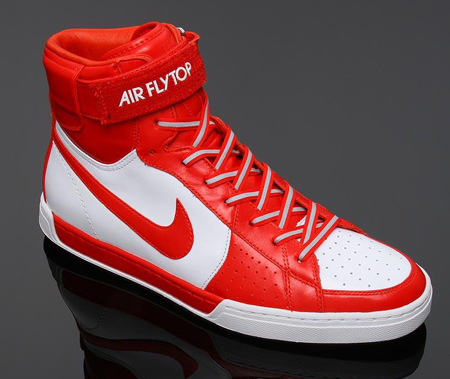 low priced 7c422 62766 Nike Air Flytop QS - Red, Varsity Royal