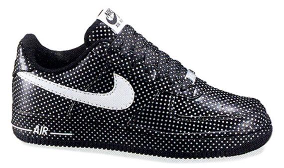 Nike Air Force 1 '07 Premium Women's - Black / Swan