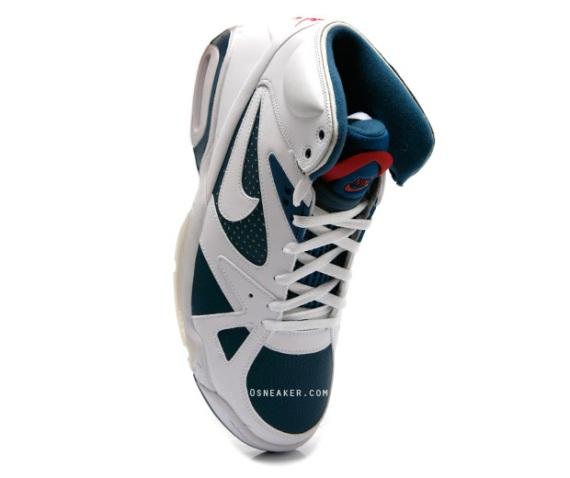 Nike Air Hoop Structure
