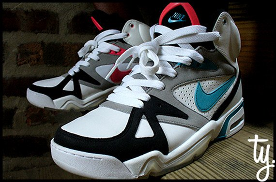 Nike Air Hoop Structure - OG Triax Colorway