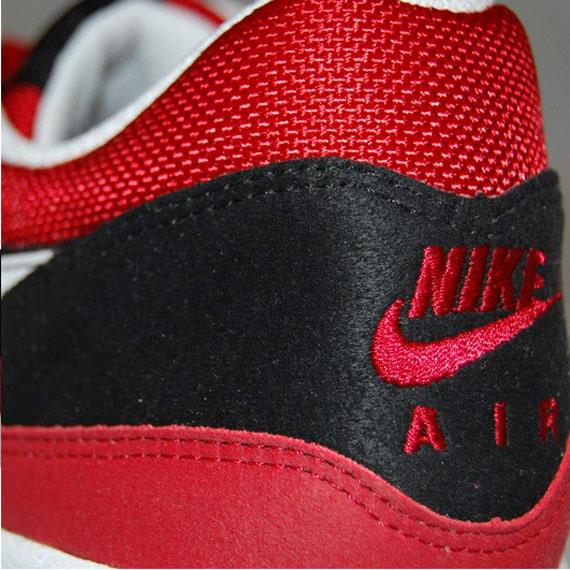 Nike Air Max 1 - Black / Red / White