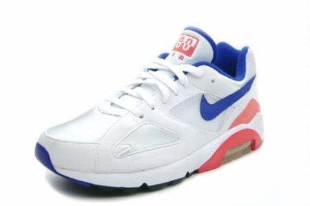 Nike Air Max 180 - White / Ultramarine