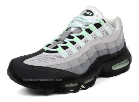 Nike Air Max 95 - Mint Green