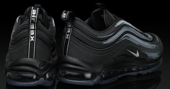 Cheap Nike Air Max 97 Black And Red Cladem