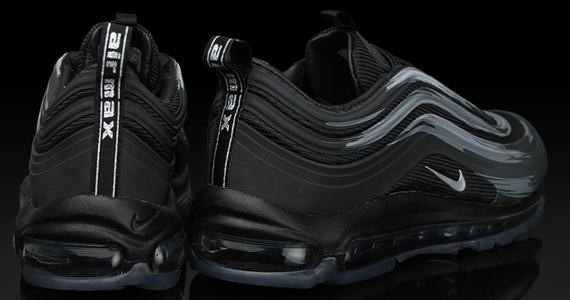 Nike Air Max 97 Lux Black Metallic Silver