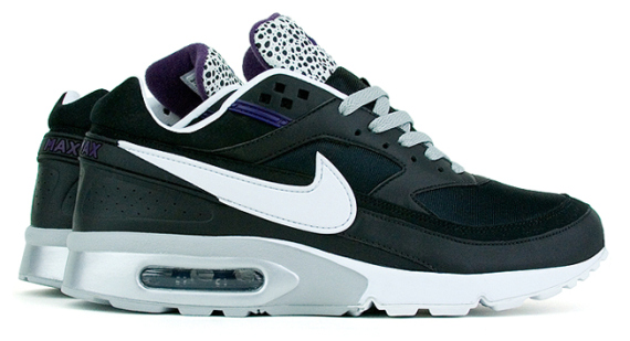Nike Air Max Classic BW Safari - Black / White - Purple