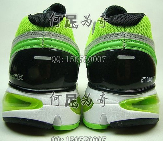 Nike Air Max Tailwind 2010 - Grey / Neon