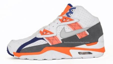 Nike Air Trainer SC - White / Grey / Orange / Stealth