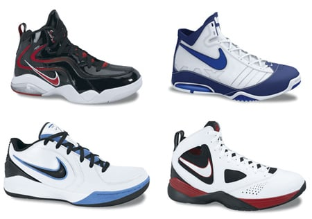 Nike Basketball Spring 2010 Preview