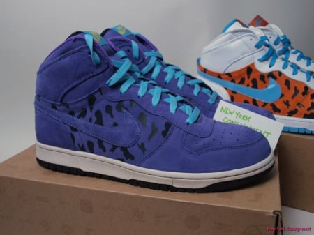 Nike Big Nike High - Flintstones Pack